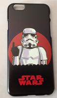 Пластиковый чехол накладка с рисунком для iPhone 6s / 6 STAR WARS
