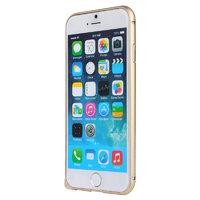Золотой алюминиевый бампер для iPhone 7