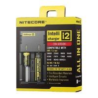 Зарядное устройство Nitecore Intellicharger i2