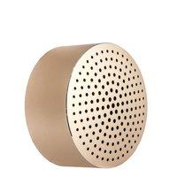Портативная Bluetooth колонка Xiaomi Portable Round Box Speaker Gold Золотистая