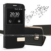 Черный чехол для Samsung Galaxy S6 - series Black USAMS