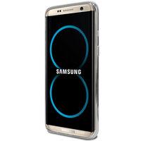 Алюминиевый бампер для Samsung Galaxy S8 серебро