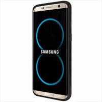 Черный алюминиевый бампер для Samsung Galaxy S8