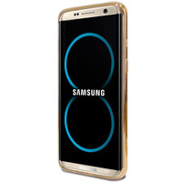 Золотой алюминиевый бампер для Samsung Galaxy S8