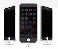 Защитное стекло для iPhone 7 / 8 Анти-шпион 0.33 мм