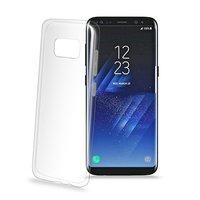 Прозрачный силиконовый чехол для Samsung Galaxy S8 Plus