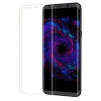 Противоударное 3D стекло для Samsung Galaxy S8 Plus (S8+) с прозрачной рамкой