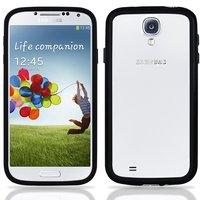 Чехол бампер для Samsung GT-I9500 Galaxy S IV черный