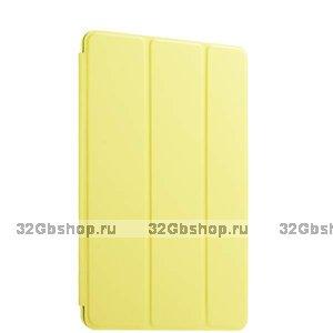 Желтый чехол Smart Case Yellow для iPad 2017 9.7
