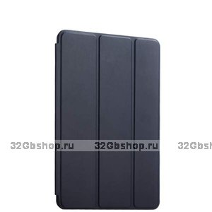 Синий чехол на для iPad 2017 9.7 - Smart Case Dark Blue