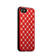 Чехол силиконовый COTEetCI College Case для iPhone 7 / 8 (4.7) Розово-белый