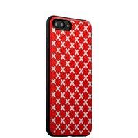 Чехол силиконовый COTEetCI College Case для iPhone 7 Plus / 8 Plus (5.5) Розово-белый