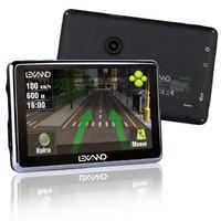 Автомобильный GPS навигатор + видеорегистратор LEXAND SR-5550 HD