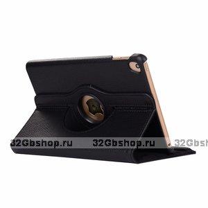 Черный чехол книжка подставка для iPad Pro 10.5