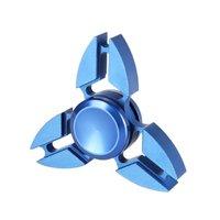 Голубой металлический Спиннер Мetallic Spinner Blue