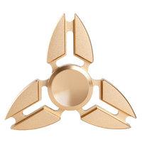 Золотой металлический Спиннер Мetallic Spinner Gold