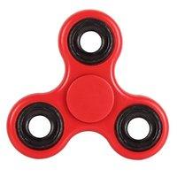 Красный пластиковый Спиннер Plastic Spinner Red