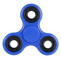 Синий пластиковый Спиннер Plastic Spinner Blue