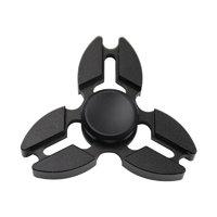 Черный металлический Спиннер Мetallic Spinner Black