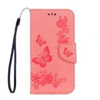 Розовый чехол книжка - подставка Book Case для Samsung Galaxy S8