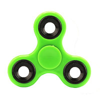 Зеленый пластиковый Спиннер Plastic Spinner Green
