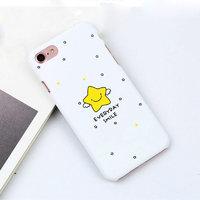 Пластиковый чехол накладка для iPhone 7 / 8 с рисунком Звезда