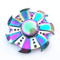 Spinner для рук Спиннер металлический хамелеон
