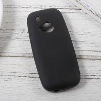 Чехол для Nokia 3310 - 2017 силиконовый черный