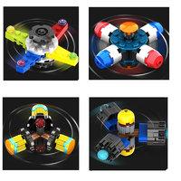 Spinner для рук Спиннер конструктор из кубиков