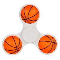 Белый Спиннер болельщика баскетбольный мяч - Spinner