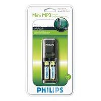 Зарядное устройство Philips SCB1225 + 2 AAA 800mAh