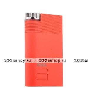 Аккумулятор внешний универсальный Hoco B30 - 8 000 mAh Color power bank Red Красный