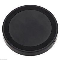 Черная беспроводная зарядка для iPhone X - QI Wireless Charging Charger Black 5V 1A