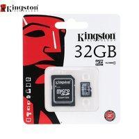 Карта памяти Micro SD 32 ГБ Kingston Class 10