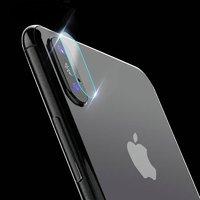 Защитное стекло для камеры iPhone X / Xs