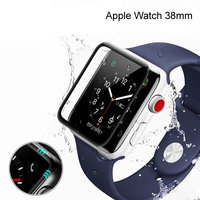 Защитное стекло 3D для Apple Watch 38mm