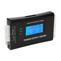 Цифровой тестер компьютерного блока питания 20/24 Pin