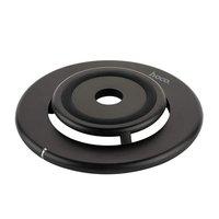 Черная беспроводная зарядка для iPhone X / 8 - Hoco Exalted Wireless Charging Black 5V-2A