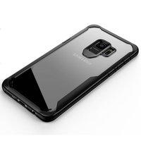 Черный противоударный чехол для Samsung Galaxy S9 - Armor Shockproof Protective Case Black