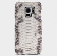 Чехол из кожи змеи для Samsung Galaxy S9 питон