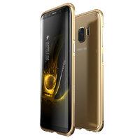 Золотой металлический алюминиевый бампер для Samsung Galaxy S9