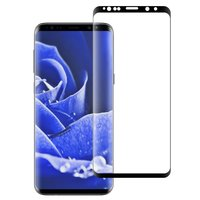 Защитное противоударное 3D стекло для Samsung Galaxy S9
