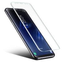Защитное противоударное 3D стекло для Samsung Galaxy S9+ Plus