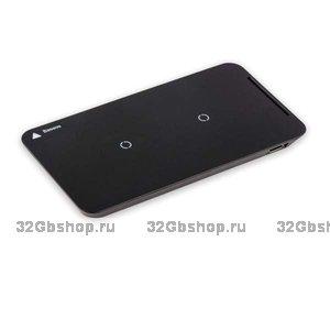 Черное беспроводное зарядное устройство Baseus для Samsung Galaxy S9+ / S9