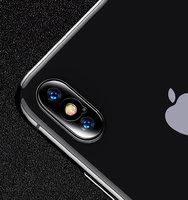 Защитное стекло для камеры iPhone X USAMS в комплекте 2 штуки