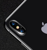 Защитное стекло для камеры iPhone X / Xs USAMS в комплекте 2 штуки