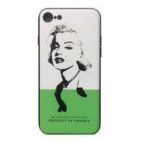 Cиликоновый чехол для iPhone 7 / 8 с рисунком Мэрилин Монро - Marilyn Monroe