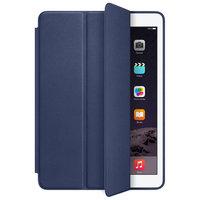 Синий чехол книжка для Apple iPad mini 4 - Smart Case Blue