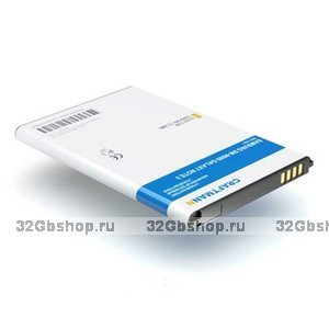 Аккумулятор Craftmann для Samsung SM-N900 GALAXY NOTE 3 - 3200 mAh Li-ion