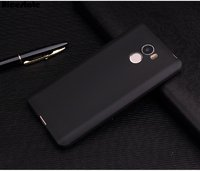 Черный силиконовый чехол для Xiaomi Mi Mix 2